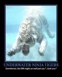 UnderwaterNinjaTiger