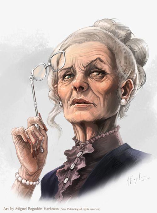 Lady Agatha Swanblood