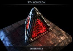 Holocrón Sith de Vorian