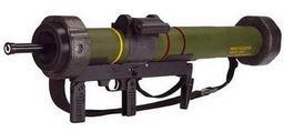 TOW Rocket Launcher