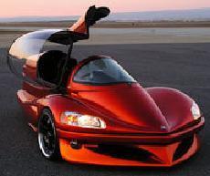 Shogo Industries Aleric Automobile