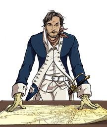 Commander Jameson