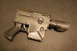 Triplex-pattern Fury Assault Laspistol