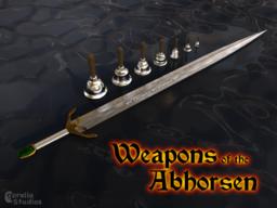 Abhorsen Tuning Songblade