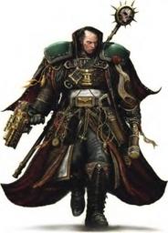 Holy Inquisitor Thanos Larkon