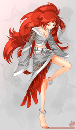 Lady Redfeather