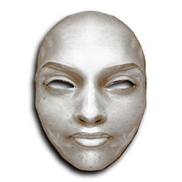 Elizabeth's Shell Mask