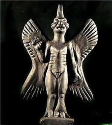 Thargunitoth-Statuette
