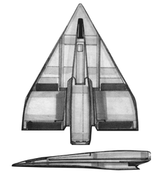 KR-61 Class Long-Range Shuttle