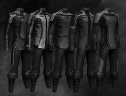 SC Service Uniforms