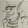 """Lahmgots """"Fisher"""" Zirconeye"""