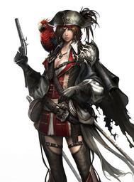 Keira Hawklight