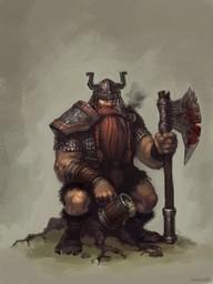 Tordak Bloodaxe