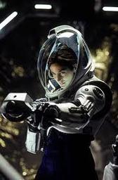 C80 Combat Environment Suit