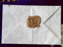 Carta para Rhey Khal