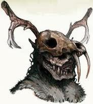 Stag Helm