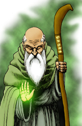 Falcrest Nimozaran the Green