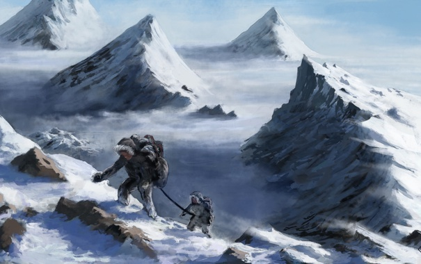 """Vanished Lands: Northern Frontier"" telecom team"