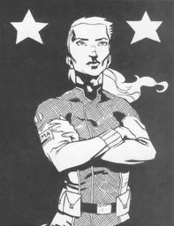 Lieutenant General Lindsey Sawyer