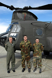 Crew of the Chinook