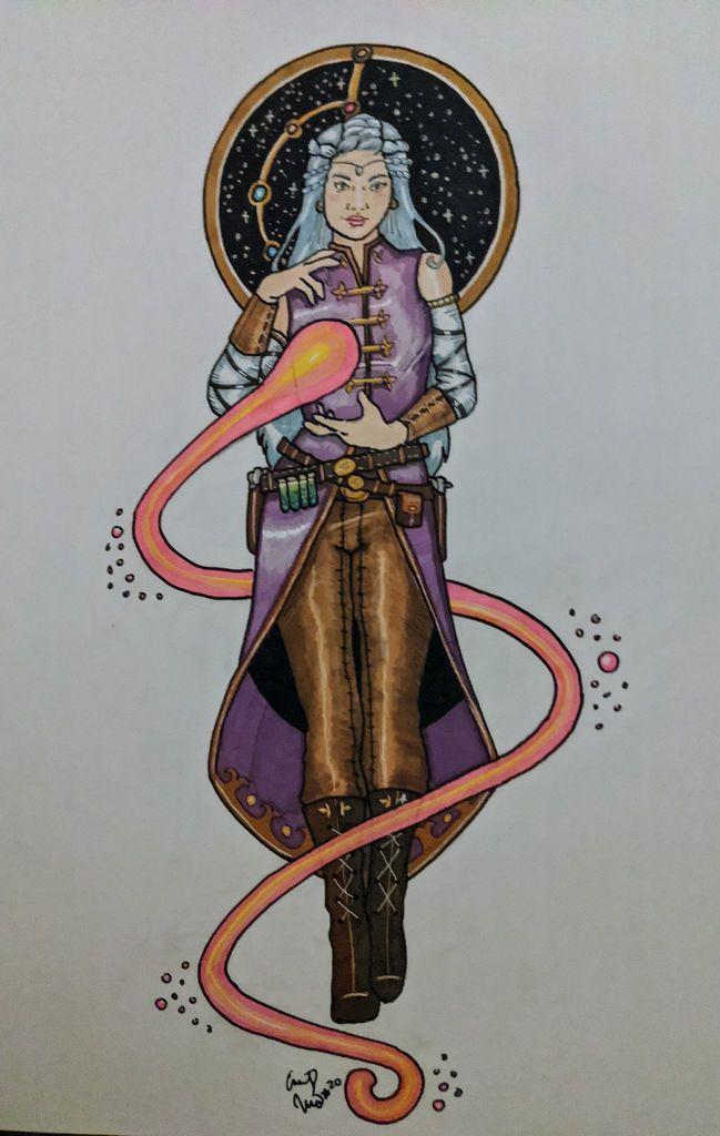 Lenata of Celestian
