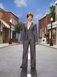 Mayor Eva Thorne