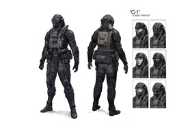 Solfège Combat Armor