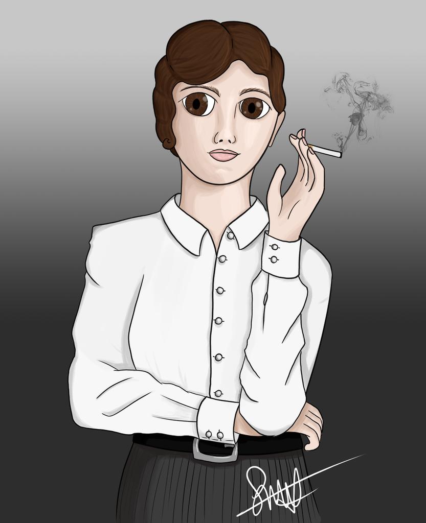 Arlene 'Pinstripes' Moran