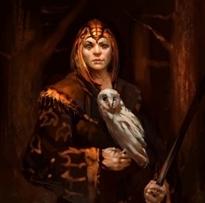 Reithann the Druid