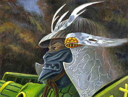 The Dragon Helm of Thunder