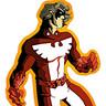 """Firehawk (aka Tercel """"Terk"""" Charring)"""