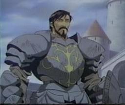 Sir Mordred Fain