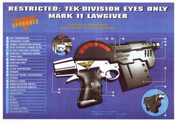 Lawgiver MkII