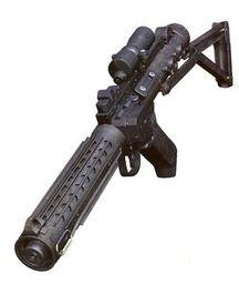 Golan Arms Blast Cannon