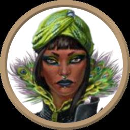 High Priestess Zurea