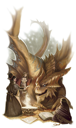 Tyrists,Brass dragon