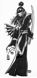 Kitsu Raigi(ancestro)/La Mano