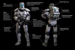 MK III Katarn-class Commando Armor