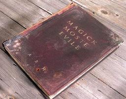 Turane's Spell Book
