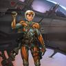 "Lieutenant JG Daisha Defarannos ""Elemental"""