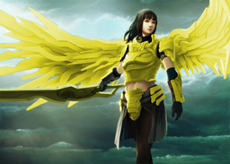 Invincible Sword Princess