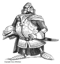 Clangorn of Clan Ashbellow
