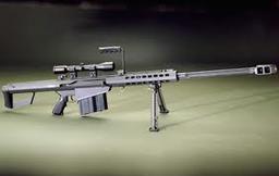 Barrett M82-A1, .50BMG