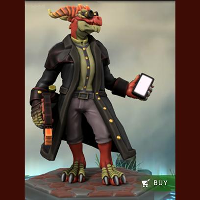 Lord Serpentce Z'Entropyse Augenmanthias