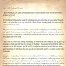 Baron's Letter