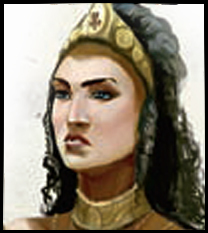 Preceptress Eressa Amber