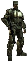 "Lieutenant SG Grant Burke ""Sabre"""