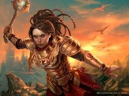 Guildmaster Claudia Elmez