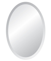 The Oval Mirror