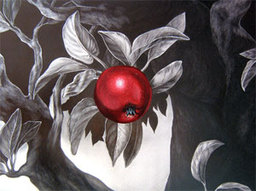 Blood apples